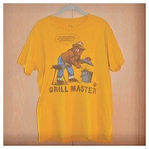 **Smokey the Bear Vintage T-Shirt**